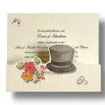 Invitatii de nunta Magic33